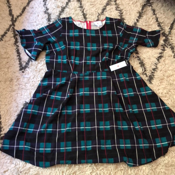 Eloquii Dresses & Skirts - Draper James x Eloquii dress. Fit and Flare.